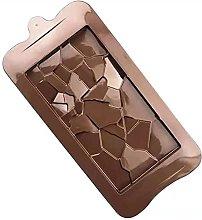 Yyqx - Stampo per torta in silicone, 25 forme, 3D,