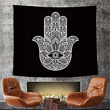 YYRAIN Bohemian Print Tapestry Modern Home Wall