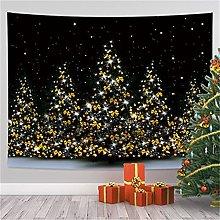 YYRAIN Natale Poliestere Decorazione della Parete