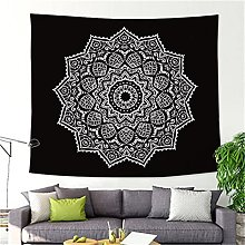 YYRAIN Nordic Printing Wave Tapestry Modern Home