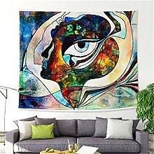 YYRAIN Nordic Style Artwork Oil Painting Hanging