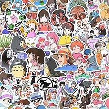 YZFCL Hayao Miyazaki Anime Adesivi Giapponese