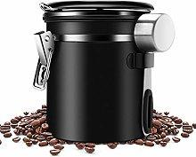 ZB ZealBoom - Barattolo per caffè ermetico con