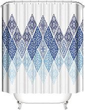 Zebraa - Set da bagno con tenda da doccia