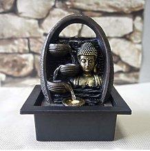 Zen Light Essan Fontana da interno con pompa e