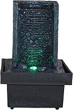 Zen Light, Fontana per Interni con LED Che
