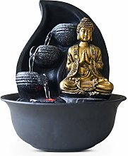 Zen Light Praya Fontana da interno con pompa e