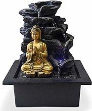 Zen Light Shira Fontana da interno con pompa e
