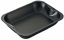Zenker 7212 - Teglia da forno e grill, 40 x 30 cm,