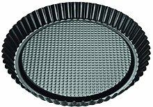Zenker Black Metallic Stampo crostata, Acciaio,