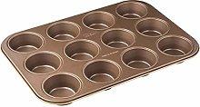 Zenker teglia per Muffin/Cupcake Linea Mojave 12