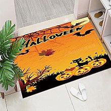 Zerbino di Halloween tappetino lungo cucina bagno