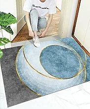 Zerbino Ingresso Casa Moderno,40X60CM Tappeto