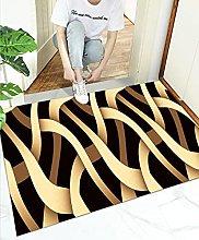 Zerbino Ingresso Casa Moderno,60X90CM Tappeto