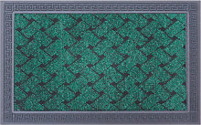zerbino mod Greca moquette lux cm 60x40 tappeto