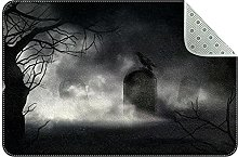 Zerbino per Halloween, antisporco, antiscivolo,