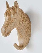 ZGPTX Statua di Cavallo 3D Scultura Decorazione