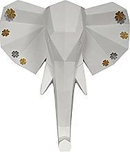 ZGPTX Statua di Elefante 3D Accessori per la