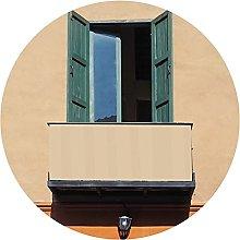 ZHANWEI Schermo per La Privacy del Balcone,