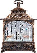 ZheHanWUFB - Lampada decorativa natalizia
