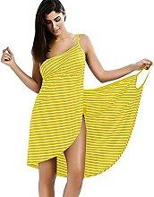 ZHENWULU Asciugamano da Bagno Abbigliamento da