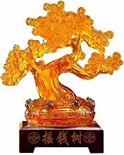 Zhuzhu Soprammobili Feng Shui Money Tree, Lucky