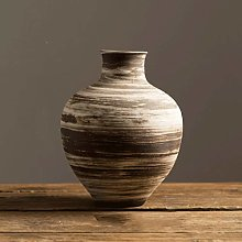 Zhuzhu Vasi Epoca Decorazione Ceramica Vaso Grande