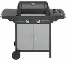 ZIK - Barbecue a Gas Professionale Giardino