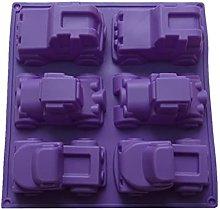zis Automobile Stampo Stampo in silicone Torta