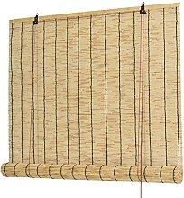 ZKORN Tenda Bamboo,Tende a Rullo in