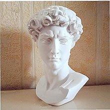 Zonster Piccolo David Testa della Statua, Resina