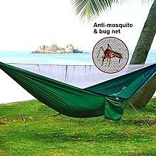 ZOYAFA Amaca da campeggio con zanzariera e telo