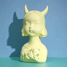 ZQQQC Soprammobili Statuette Ornamento Statua