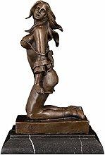 ZQQQC Statua di Scultura Soprammobili Statue