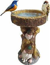Zqyrlar - Mangiatoia per uccelli, Stagno per il