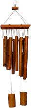 Zqyrlar - Regali Bamboo Wind Chimes10 tubi sonori