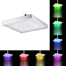 Zqyrlar - Soffione doccia a LED multi colore che