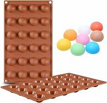 Zqyrlar - Stampo Cioccolato Mezze Sfere - Stampi