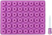 Zqyrlar - Stampo per ciambella in silicone,
