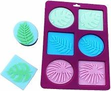 Zqyrlar - Stampo per sapone in silicone fai da te
