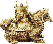 ZSQZJJ Home Decor Statuetta Ornamenti Scultura