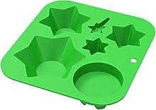 Zuoye - Stampo per ghiaccio in silicone per creare