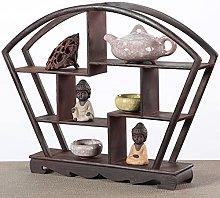ZWJABYY Artigianato Cremagliera Rack Antico Cinese