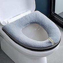 ZXMDP Coprisedile per WC Lavabile Morbido e Caldo