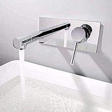 ZYDSN rubinetto caldo e freddo a parete lavabo